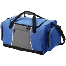 Slazenger BRISBANE Slazenger sporttáska, kék (Exkluzív kivitelű, nagy BRISBANE sporttáska két oldalsó cipzáros)