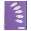 REXEL Spirálfüzet, A4, vonalas, 125 lap, 5 részes, REXEL