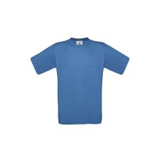 B&C B&C környakas póló, azure