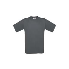 B&C B&C környakas póló, dark grey
