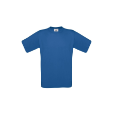 B&C B&C környakas póló, royal blue