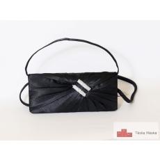115 Sylvia Belmonte fekete köves színházi táska