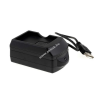 Powery Akkutöltő USB-s HP típus FA764AA