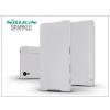 Nillkin Sony Xperia Z5 (E6653) oldalra nyíló flipes tok - Nillkin Sparkle - fehér