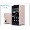 Nillkin Huawei P8 hátlap képernyővédő fóliával - Nillkin Frosted Shield - golden