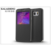 Kalaideng Samsung SM-N920 Galaxy Note 5 flipes tok - Kalaideng Sun Series View Cover - black