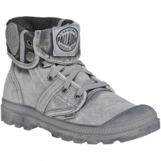 Bakancs PALLADIUM - Pallabrouse Baggy 92478-095 Vapor/Metal