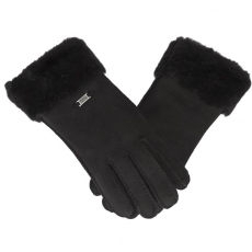 Női kesztyűk EMU AUSTRALIA - Apollo Bay Gloves Black XS/S