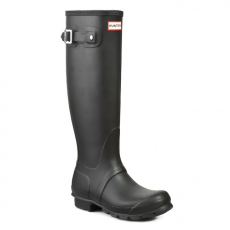 Gumicsizmák HUNTER - Womens Org Tall WFT1000RMA Black