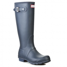 Hunter Original Tall WFT1000RMA Navy