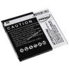Powery Utángyártott akku Samsung Galaxy S4 LTE+ NFC-Chip