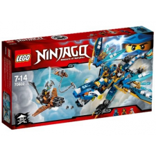 LEGO Ninjago Jay elemi sárkánya 70602 lego