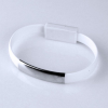 Global Technology CABLE USB iPh.6/6s/5/5s BRACELET white 5901836086198