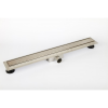 AREZZO design 700 mm-es rozsdamentes acĂŠl zuhanyfolyóka Steel ráccsal AR-700