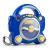 Auna Pocket Rocker karaoke CD lejátszó, Sing A Long, 2 x mikrofon, elem, kék
