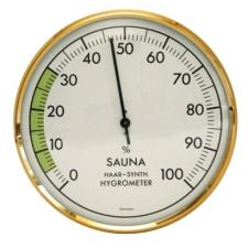 TFA Szauna páratartalommérő 40.1012 Ø160mm dekoráció