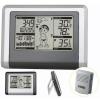 TFA Digitális időjárás állomás hőmérő 02037