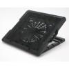 Zalman NS1000 Notebook cooler - Fekete