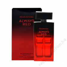 Elizabeth Arden Always Red EDT 100 ml parfüm és kölni