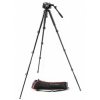 Manfrotto 504 Aluminum Single Leg Video system