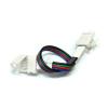 Vezetékes sarokelem RGB LED szalaghoz