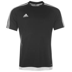 Adidas férfi football póló - 3 Stripe Estro