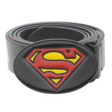 DC Comics férfi bőr öv -Print - Superman