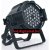 N/A 120W RGB RGBW PAR DMX LED reflektor, (36x3W) STAGE LED lámpa