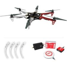DJI Naza-M Lite&GPS Combo+F550 ARF Kit+Landing Skid drón