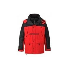 Portwest S532 Orkney 3az1-ben lélegző kabát (Piros)