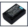 Sony HDR-CX155E 6.8V 1050mAh utángyártott Lithium-Ion kamera/fényképezőgép akku/akkumulátor