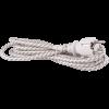 Emos S00003 FLEXO 3X0,75 fonott 2,4m szerelt kábel