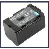 Panasonic CGP-D110 7.2V 2200mAh utángyártott Lithium-Ion kamera/fényképezőgép akku/akkumulátor