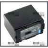 Panasonic CGP-D28S 7.2V 3600mAh utángyártott Lithium-Ion kamera/fényképezőgép akku/akkumulátor
