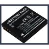 Panasonic SDR-S10P1 3.7V 1200mAh utángyártott Lithium-Ion kamera/fényképezőgép akku/akkumulátor