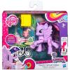 Hasbro Én kicsi pónim kiegészítőkkel: Twilight Sparkle