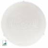 EGLO Lámpa Fali/mennyezeti E27 2x60W fehér Malva