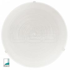 EGLO Lámpa Fali/mennyezeti E27 2x60W fehér Malva világítás