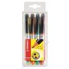 STABILO Szövegkiemelő készlet, 1-4 mm, STABILO Navigator, 4 különböző szín (TST5454)
