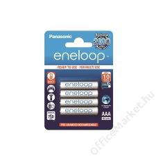 Panasonic Tölthető elem, AAA mikro, 4x750 mAh, PANASONIC