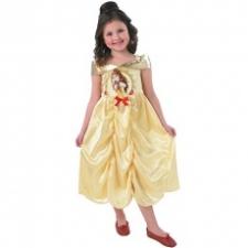 Disney Hercegnők Csillogó Belle gyermekjelmez S méret jelmez