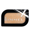 Rimmel Magnif'eyes Eye Shadow Gold Record szemhéjfesték, 001, 5.2 g (3614220950723)