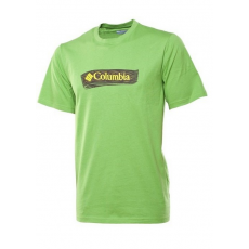Columbia Established Banner II Short Sleeve Tee T-shirt D (JM1310m_376-Spring)