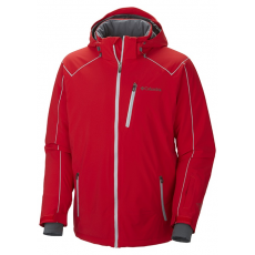 Columbia Millenium Burner(TM) Jacket Síkabát D (WO1040l_691-Bright Red)