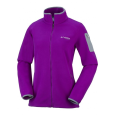 Columbia 1644181 Titan Pass 2.0 Fleece Jacket Polár,softshell D (AL6597-n_530-Bright Plum)