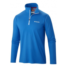 Columbia 1618452 Trail Summit HZ Sport t-shirt D (AO1490-n_431-Hyper Blue)