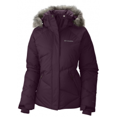 Columbia 1413901 Lay D Down Jacket Utcai kabát D (WL4047-n_562-Purple Dhalia)