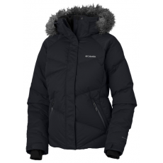 Columbia 1413901 Lay D Down Jacket Utcai kabát,dzseki D (WL4047-n_011-Black)