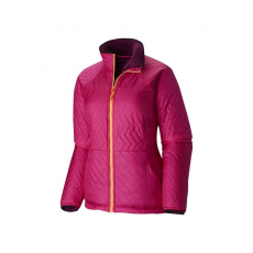 Mountain Hardwear Switch Flip Jacket Túra kabát D (1616901-n_634-Haute Pink)