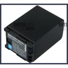 Canon iVIS HF S11 7.4V 3400mAh utángyártott Lithium-Ion kamera/fényképezőgép akku/akkumulátor digitális fényképező akkumulátor